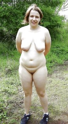 Huisvrouw schaamt zich niet voor haar lichaam!